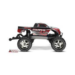 Traxxas Stampede 1:10 VXL 4WD TQi RTR červený - 33