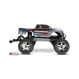 Traxxas Stampede 1:10 VXL 4WD TQi RTR červený - 34