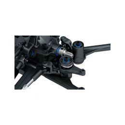 Traxxas Stampede 1:10 VXL 4WD TQi RTR červený - 37