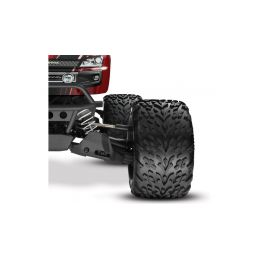 Traxxas Stampede 1:10 VXL 4WD TQi RTR červený - 46