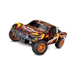 Traxxas Slash 1:10 4WD RTR oranžový - 1