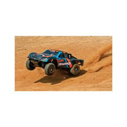 Traxxas Slash Ultimate 1:10 4WD VXL TQi RTR zelený - 7