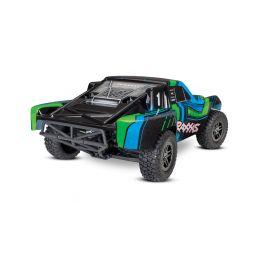 Traxxas Slash Ultimate 1:10 4WD VXL TQi RTR zelený - 11
