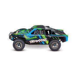 Traxxas Slash Ultimate 1:10 4WD VXL TQi RTR zelený - 13