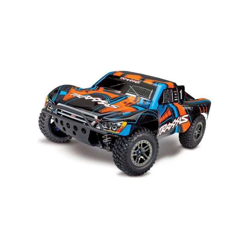 Traxxas Slash Ultimate 1:10 4WD VXL TQi RTR oranžový - 1
