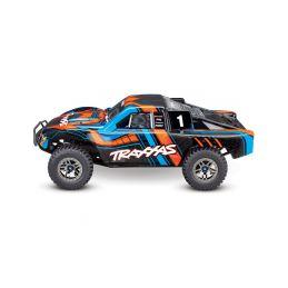 Traxxas Slash Ultimate 1:10 4WD VXL TQi RTR oranžový - 14