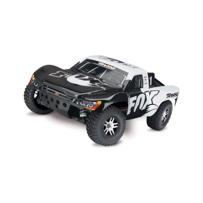 Traxxas Slash 1:10 VXL 4WD TQi RTR Fox - 1
