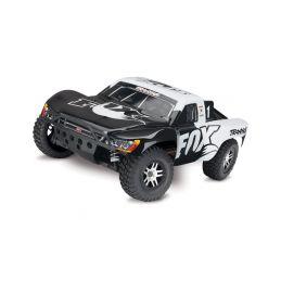 Traxxas Slash 1:10 VXL 4WD TQi RTR Fox - 10