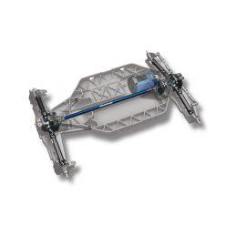 Traxxas Slash 1:10 VXL 4WD TQi RTR Fox - 24