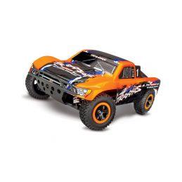 Traxxas Slash 1:10 VXL 4WD TQi RTR oranžový - 1