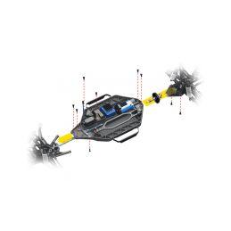 Traxxas Slash 1:10 VXL 4WD TQi RTR oranžový - 25