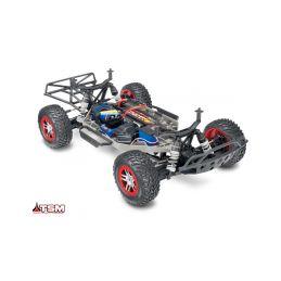 Traxxas Slash 1:10 VXL 4WD TQi RTR oranžový - 36
