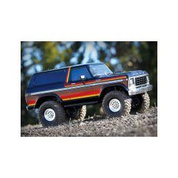 Traxxas TRX-4 Ford Bronco 1:10 TQi RTR červené - 3