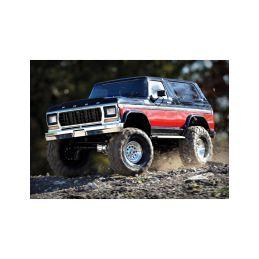 Traxxas TRX-4 Ford Bronco 1:10 TQi RTR červené - 4