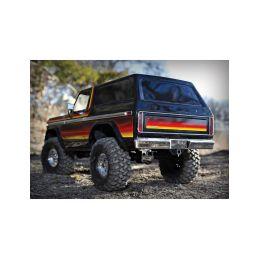 Traxxas TRX-4 Ford Bronco 1:10 TQi RTR červené - 5