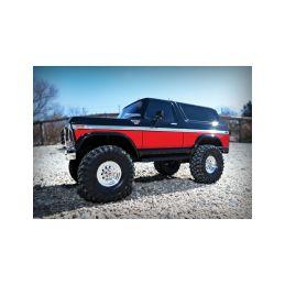 Traxxas TRX-4 Ford Bronco 1:10 TQi RTR červené - 6