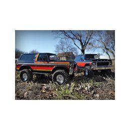 Traxxas TRX-4 Ford Bronco 1:10 TQi RTR červené - 7