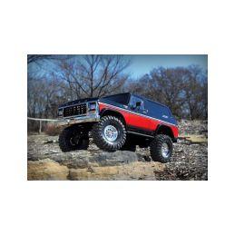 Traxxas TRX-4 Ford Bronco 1:10 TQi RTR červené - 9
