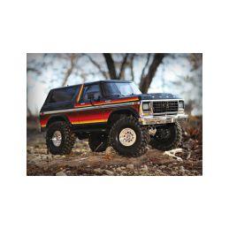 Traxxas TRX-4 Ford Bronco 1:10 TQi RTR červené - 10