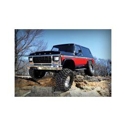 Traxxas TRX-4 Ford Bronco 1:10 TQi RTR červené - 11