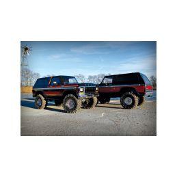 Traxxas TRX-4 Ford Bronco 1:10 TQi RTR červené - 13