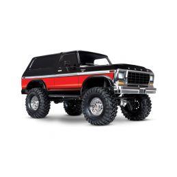 Traxxas TRX-4 Ford Bronco 1:10 TQi RTR červené - 14