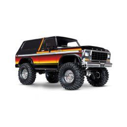 Traxxas TRX-4 Ford Bronco 1:10 TQi RTR červené - 15