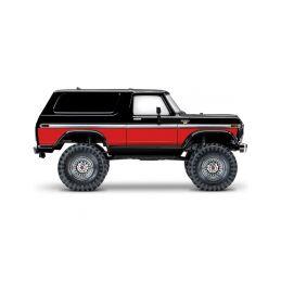 Traxxas TRX-4 Ford Bronco 1:10 TQi RTR červené - 16