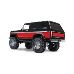 Traxxas TRX-4 Ford Bronco 1:10 TQi RTR červené - 18