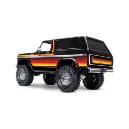 Traxxas TRX-4 Ford Bronco 1:10 TQi RTR červené - 19