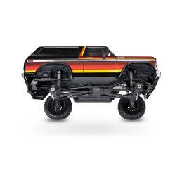 Traxxas TRX-4 Ford Bronco 1:10 TQi RTR červené - 24