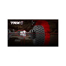 Traxxas TRX-4 Ford Bronco 1:10 TQi RTR červené - 38