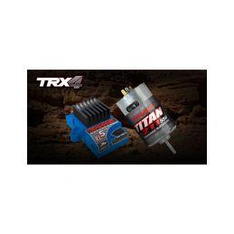 Traxxas TRX-4 Ford Bronco 1:10 TQi RTR červené - 39
