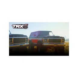 Traxxas TRX-4 Ford Bronco 1:10 TQi RTR červené - 40