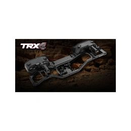 Traxxas TRX-4 Ford Bronco 1:10 TQi RTR červené - 42