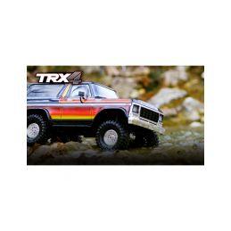 Traxxas TRX-4 Ford Bronco 1:10 TQi RTR červené - 45