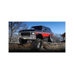 Traxxas TRX-4 Ford Bronco 1:10 TQi RTR červené - 46