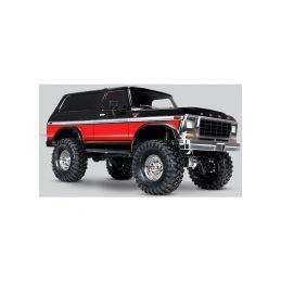 Traxxas TRX-4 Ford Bronco 1:10 TQi RTR červené - 48
