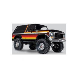 Traxxas TRX-4 Ford Bronco 1:10 TQi RTR červené - 49