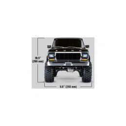 Traxxas TRX-4 Ford Bronco 1:10 TQi RTR červené - 51