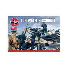 Airfix figurky - Luftwaffe Personnel (1:76) (Vintage) - 1