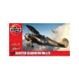 Airfix Gloster Gladiator Mk.I/Mk.II (1:72) - 1