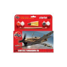 Airfix Curtiss Tomahawk IIB (1:72) (set) - 1
