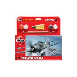 Airfix Focke Wulf Fw-190A-8 (1:72) (set) - 1