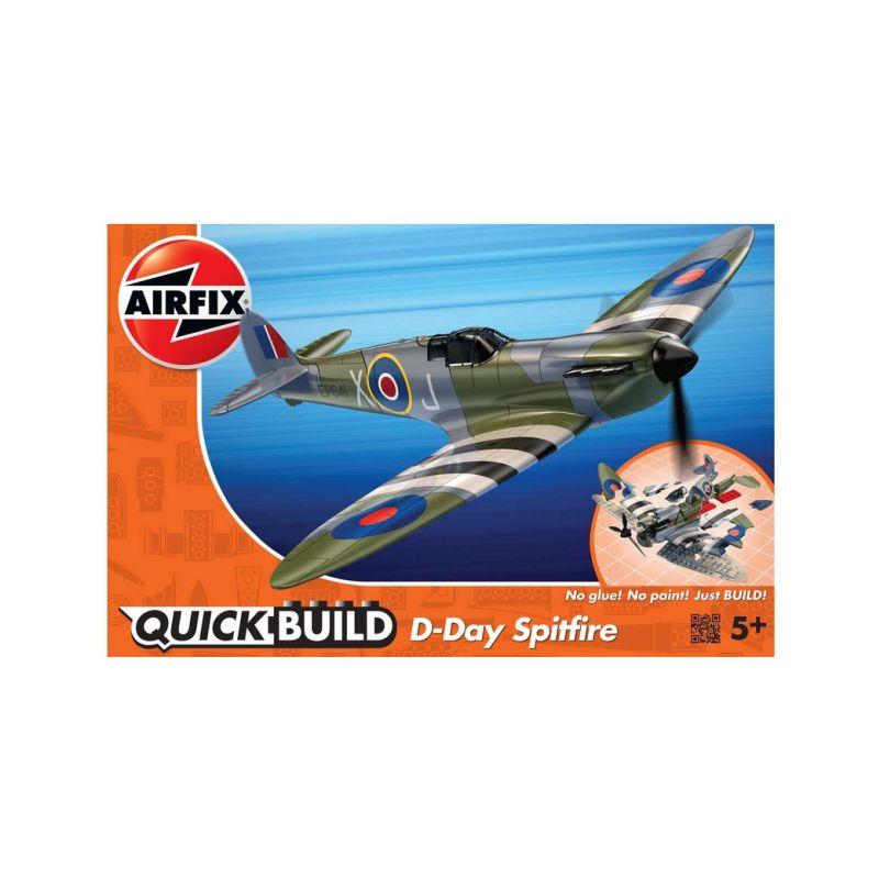 Airfix Quick Build - D-Day Spitfire - 1