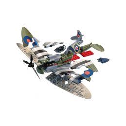 Airfix Quick Build - D-Day Spitfire - 4