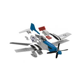 Airfix Quick Build - North American P-51D Mustang D-Day - 3