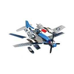 Airfix Quick Build - North American P-51D Mustang D-Day - 4
