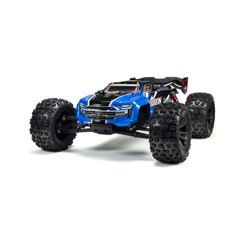 Arrma Kraton 6S BLX 1:8 4WD RTR modrá - 1