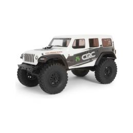Axial SCX24 Jeep Wrangler JLU CRC 2019 1:24 4WD RTR bílý - 1